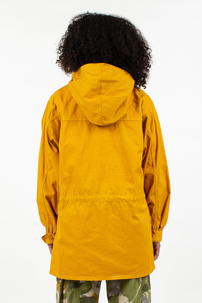OW52 Track Smock Yellow