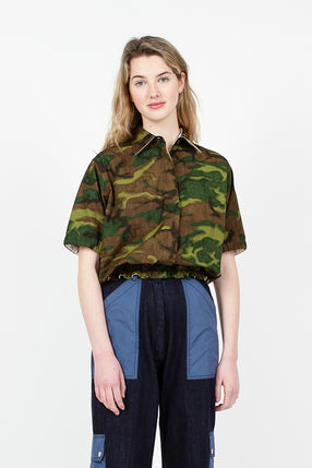 Camo Jungle Shirt