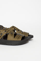 Olive/Black Canyon Sandal