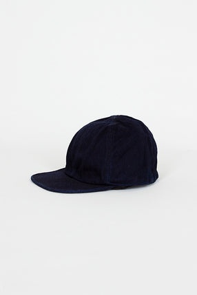 10oz Indigo Denim Kola Cap
