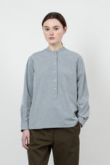 Chambray Swing Shirt
