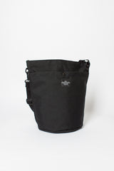 B.I.P Black Circle Shoulder Tote Bag