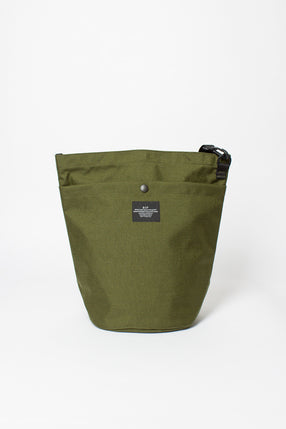 B.I.P Olive Circle Shoulder Tote Bag