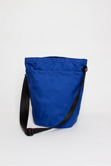 B.I.P. Royal Blue Circle Shoulder Tote Bag