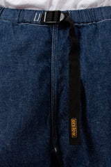 One Wash Indigo Climbing Pant