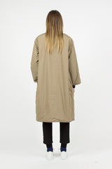 Khaki/Navy Reversible Coat