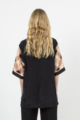 Megan Shirt Black