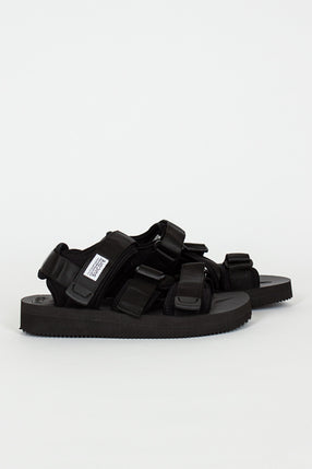 Black KISSE-V Sandal