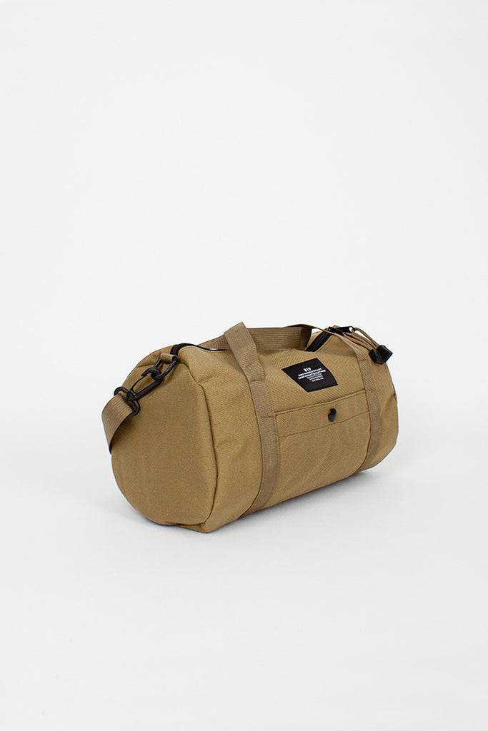 B.I.P. Khaki Mini Duffle Bag