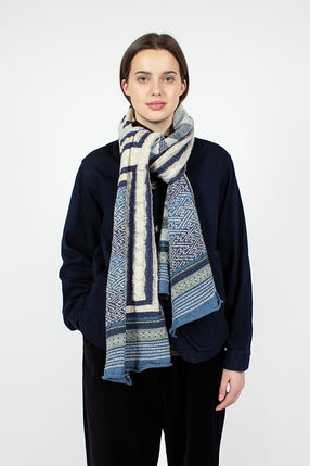 Navy Cross Scarf