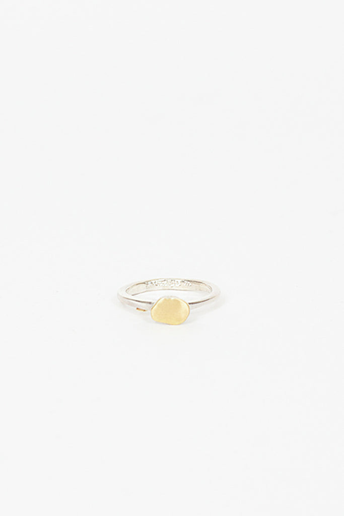 Esma Yellow Gold Ring