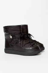 Black New Fanny Boot