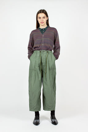 H.D Baggy Fatigue Pant