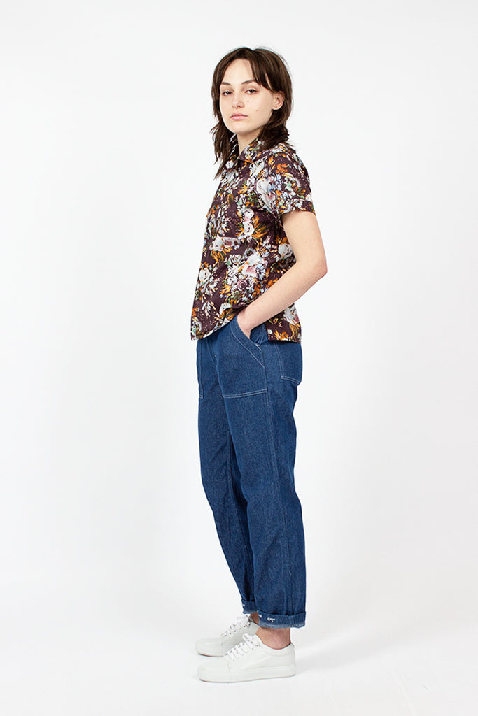 8oz Denim Fatigue Pant