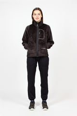 High Loft Charcoal Fleece