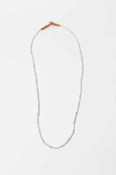 Flora HL Tan Necklace