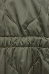 Army Quilted Jacket