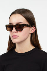 Greta Brown Tortoise Shell Sunglasses