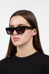 Greta Black Sunglasses