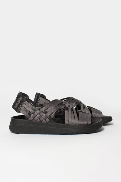 Charcoal Grey/Black Canyon Sandal
