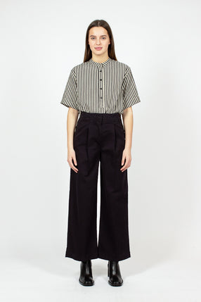 Black Hall Trouser