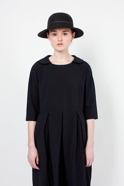 Bibi Anthracite Wool Hat