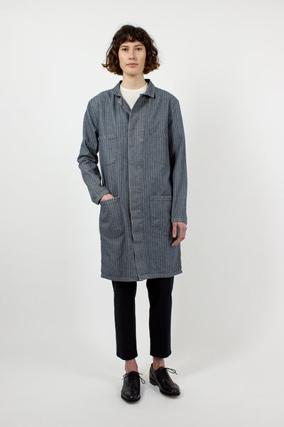 Washed Herringbone Workcoat