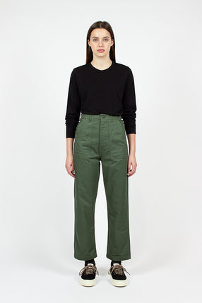 High Waist Fatigue pant