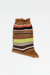 Hold Line Camel Sock