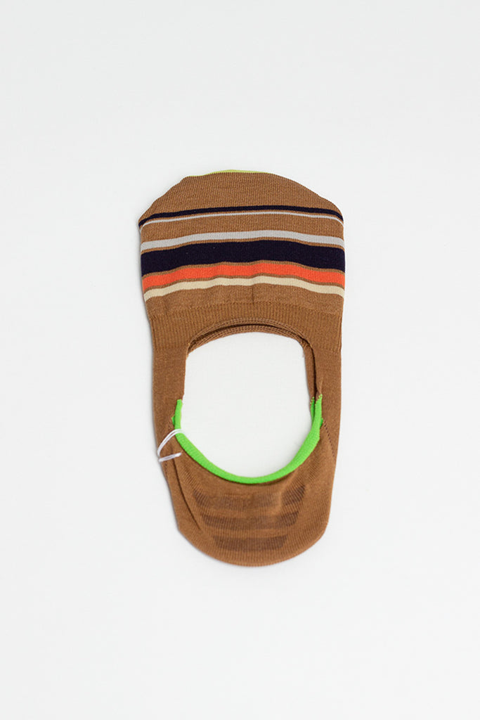 Hold Line Camel Cover Sock