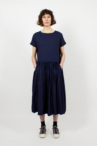 Pasha Indigo Dress