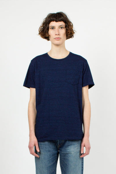 Indigo Short Sleeve T-Shirt