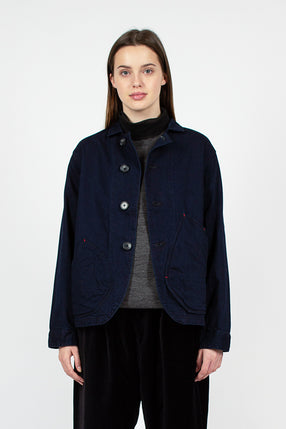 Indigo Workman Jacket