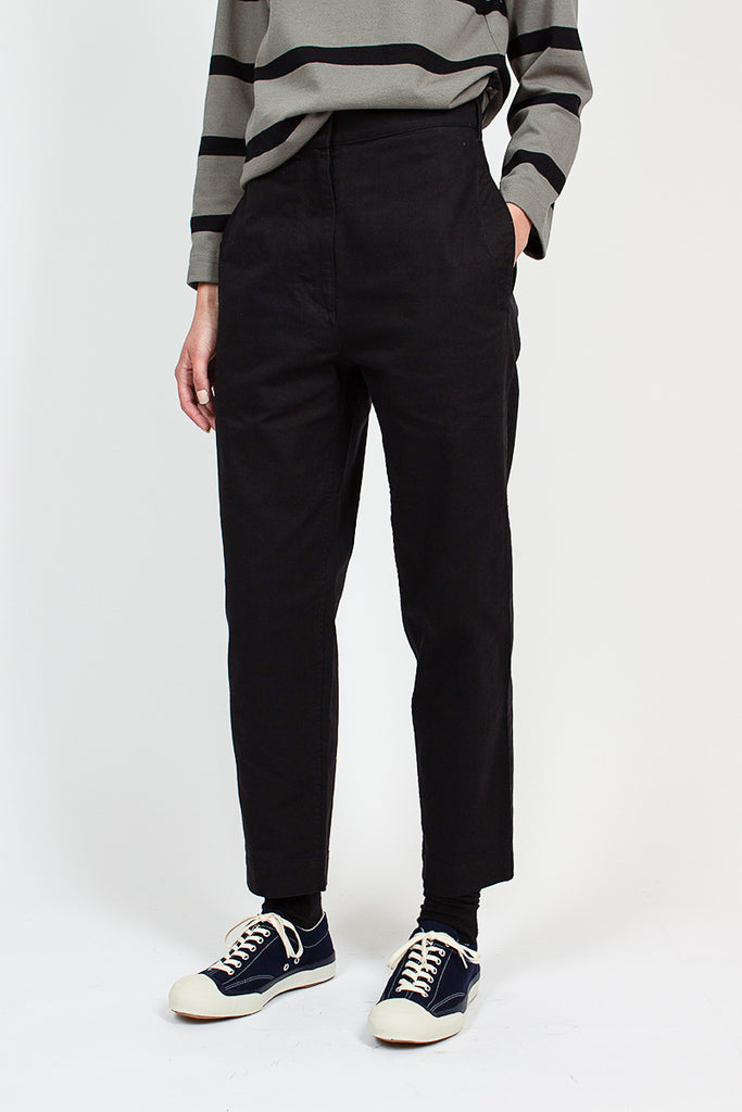 MHL Ink Workwear Drill Tapered Trousers