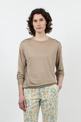 Fine Beige Sweater