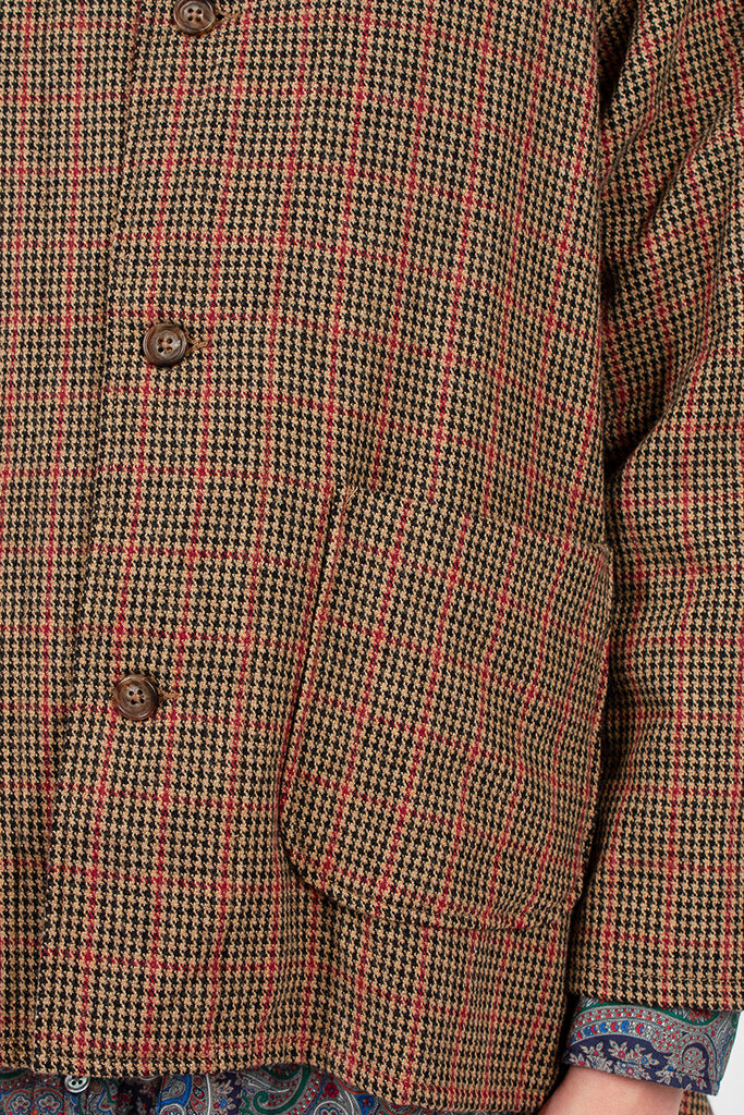 Gunclub Check Raglan Jacket