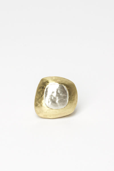 Johara Copper Ring