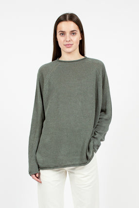 Regula Jumper Green