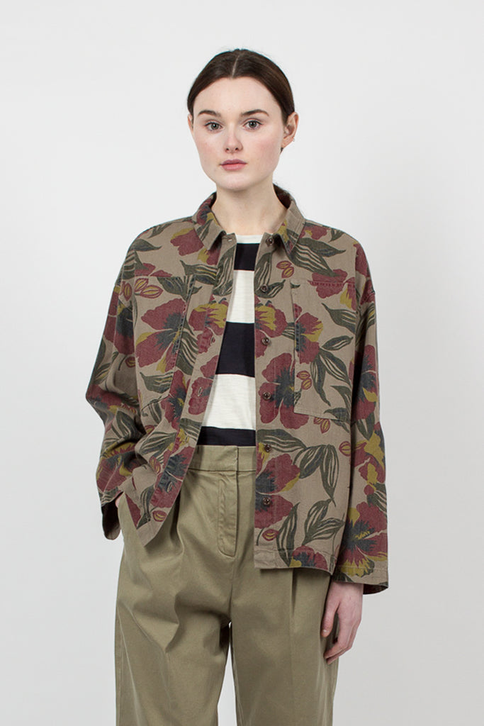 Jungle Print Miller Shirt