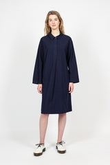 Eva Navy Dress