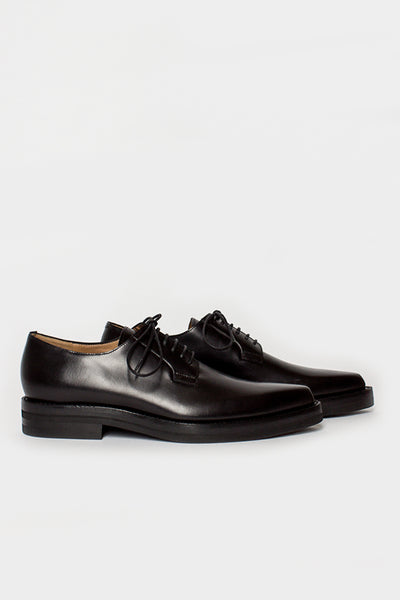 Black Pointed Brogue