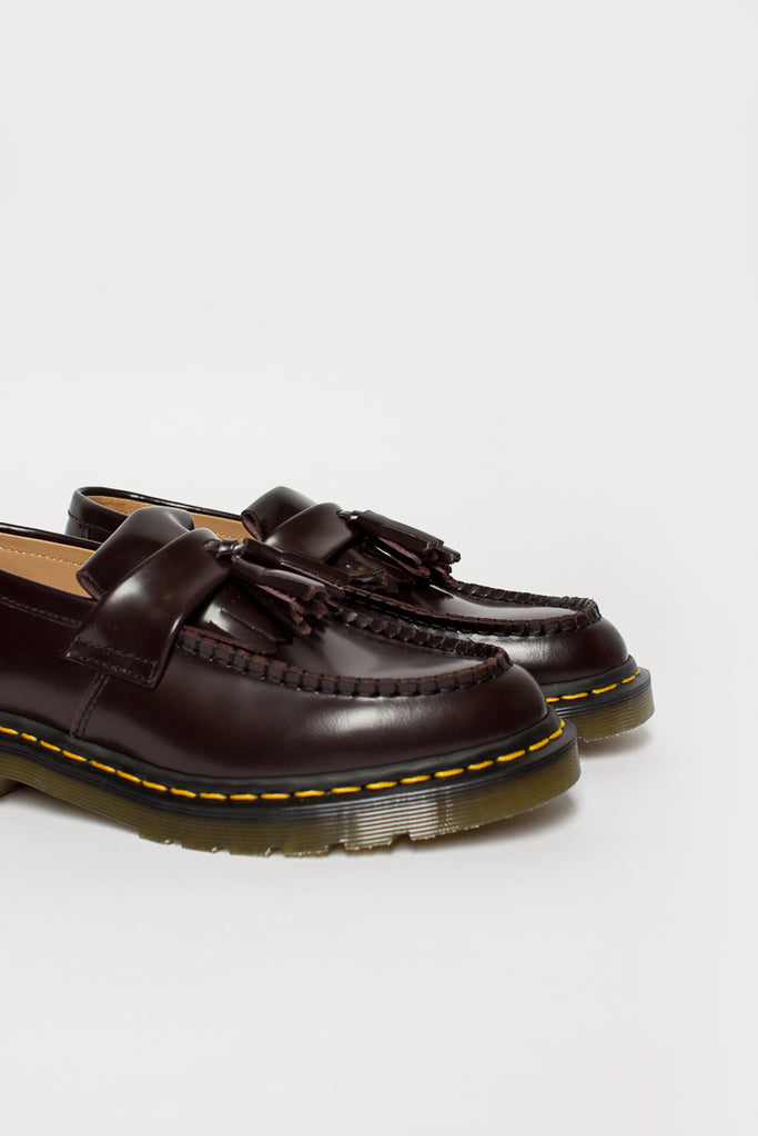 CDG X DM Burgundy Adrian Loafer