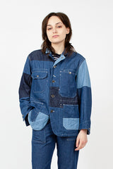 Denim Logger Jacket
