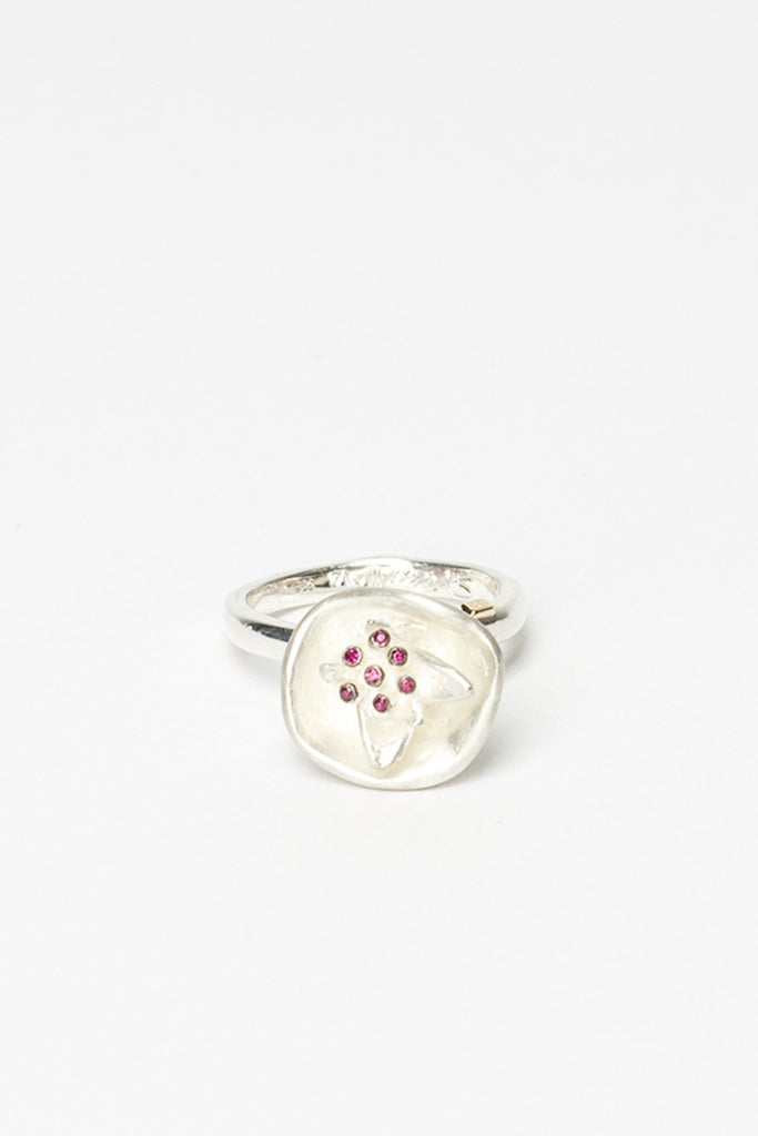 Mallow Ruby Ring