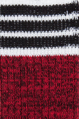 Chilli Red Knee Sock