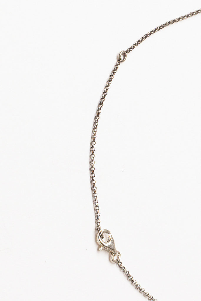 Silver Ying Necklace