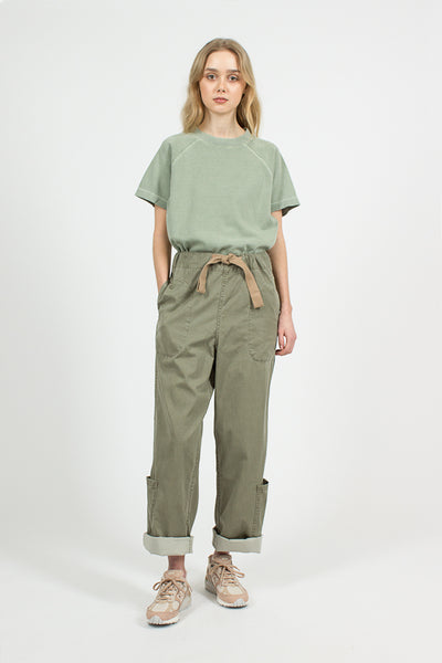Nam Green Ground Pant