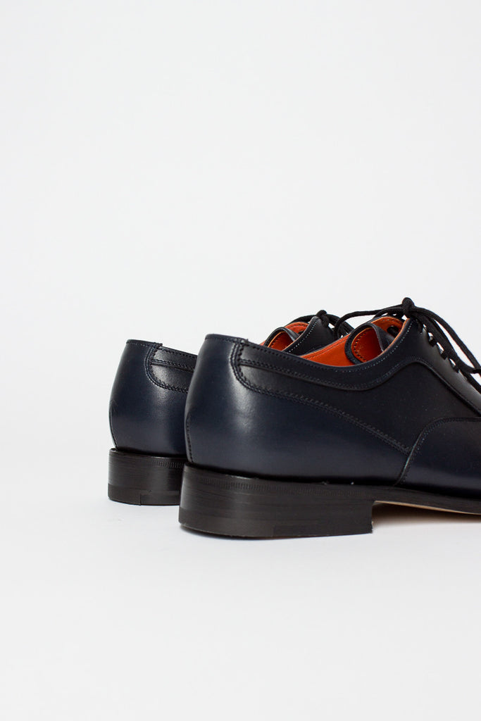 Navy Blue Oxford