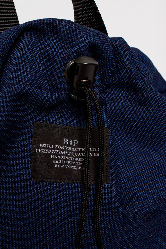 B.I.P Navy Bucket Bag