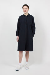 Navy Eva Shirt Dress